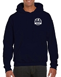 Auction Hoodie Sweatshirt (Navy)