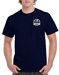 Auction Short Sleeve T-Shirt (Navy)