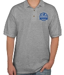 Auction Polo/Golf Shirt (Sport Gray)
