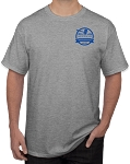 Auction Short Sleeve T-Shirt (Sport Gray)