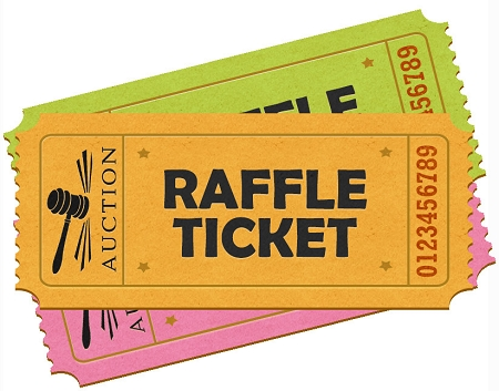 Raffle Tickets  Sports Standards
