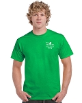 Auction Short Sleeve T-Shirt (Kelly Green)