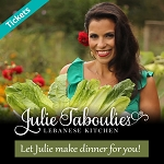 Julie Taboulie Dinner - Tickets