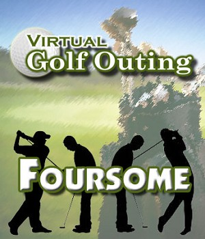 WTVP Virtual Golf Outing - Foursome