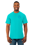 Auction Long Sleeve T-Shirt (Teal)