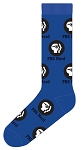 PBS Nerd Logo Socks