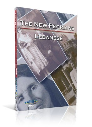New Peorians: The Lebanese (DVD)