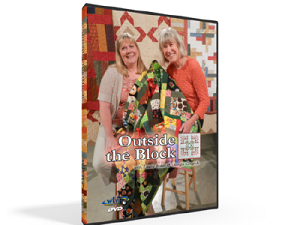 Outside the Block - DVD